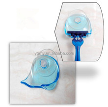Super Suction Cup Razor Rack Razor Suction Cup Shaver Wall Hook Hangers