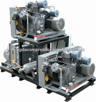 60HP CNG Compressor for Home 60HP Bitzer Compressor 45KW CNG Pump