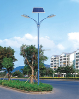 3 years warranty solar street light aluminun alloy outdoor led solar street light