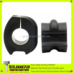 Auto rubber bushing 4449567 Stabilizer Bar Bushing for Chrysler parts Town and Country Grand Caravan Grand Voyager
