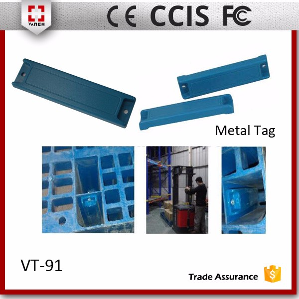 UHF RFID Metal tag for asset management