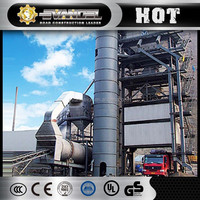 120 T/h XCMG Mixer LQC120 Mobile Asphalt Plant For Sale