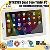 7 inch 3g quad core mykingdom mtk 8382 tablet pc with dvd drive