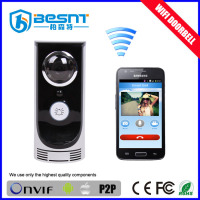 Good quality fast phone calling 720p PIR wireless doorbell camera BS-M06W