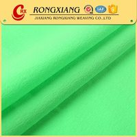 Fabrics supplier new style Fashion Woven 100 polyester crinkle chiffon fabric