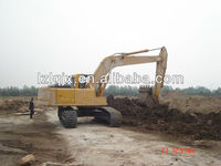 LIGONG 36ton excavator CLG936 with cummins engine and CE for exporting.
