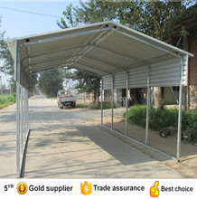 Decorative steel Carport