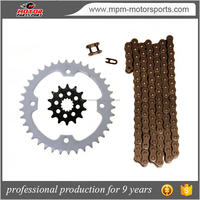 Motorcycle chain and sprocket kits OEM wholesale