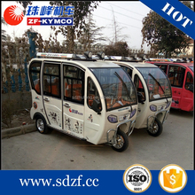 China 6 seater tuk tuk rickshaw electric rickshaw for sale