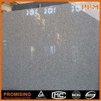 100% Warranty Factory Price Customizable Antique Granite Black Gold