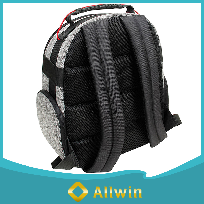 Custom high quality 600D polyester waterproof dslr camera backpack bag
