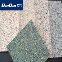 Baidai liquid granite exterior walls paint artifical stone paint