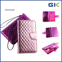 [GGIT] Luxury Wallet PU Silicone Mobile Phone Case For Universal Cover