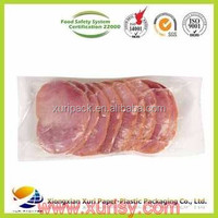 custom printed high quality chicken plastic meat bag