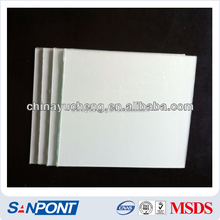 SANPONT Alibaba Express In China PLC Silica Gel Plate 0.5mm Thinkness