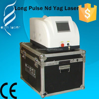 hair removal medical machine long pulse nd yag laser