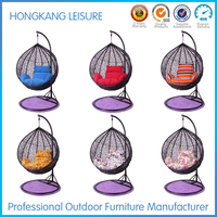Swing Chair Outdoor Rattan Furniture