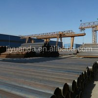 anticorrosive steel pipe for underground water