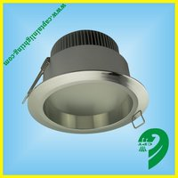 10W 15W led recessed downlighting
