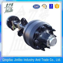 semi trailer forging brand axle parts