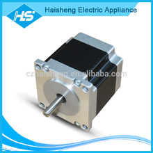 57mm 1.8 degree nema23 low rpm high torque dc motor