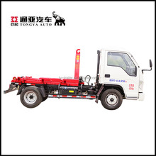 Hot Sale New 4x2 Bin Detachable Hook Lift Refuse Truck for sale