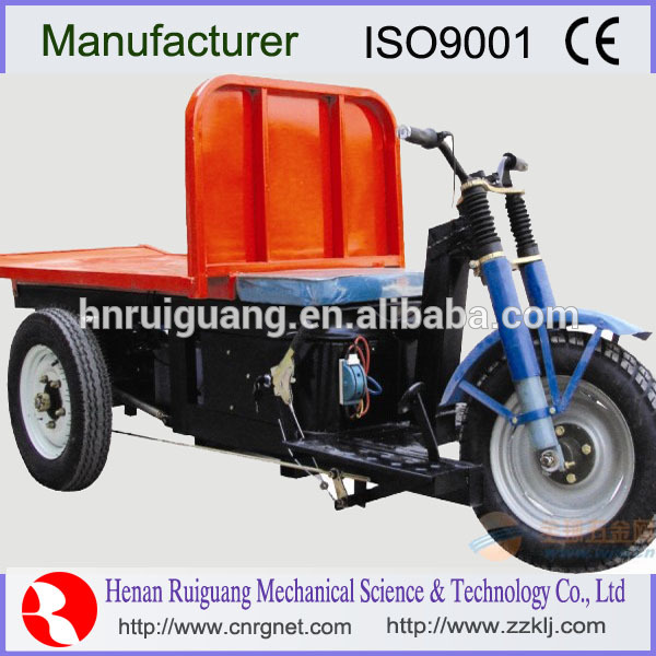 Multifunctional hydraulic mini dumper with high quality