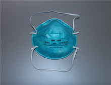 3M 1860type N95 grade Health care Particulate Respirator and anti-dust ebola face mask