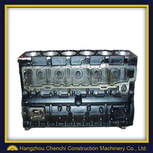 Excavator engine part 6BG1 cylinder block in stock