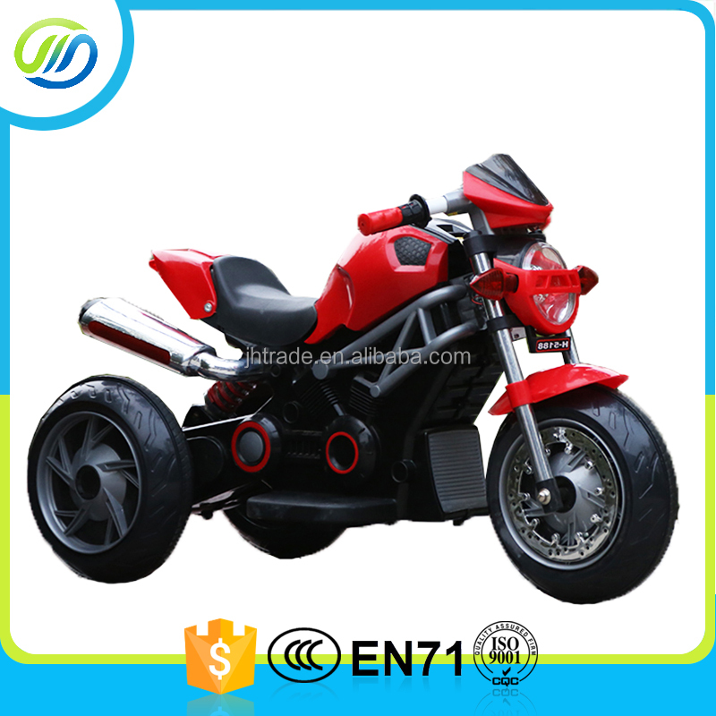 Ride on Kids Motorcycle Electric Motorbike 6V Battery Operated Toy Bike