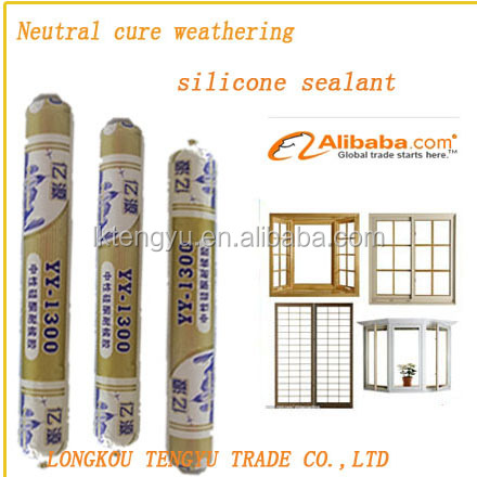 Single component,Neutral silicone sealant