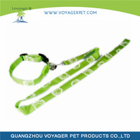 Lovoyager wholesale pet products dog collar led leash