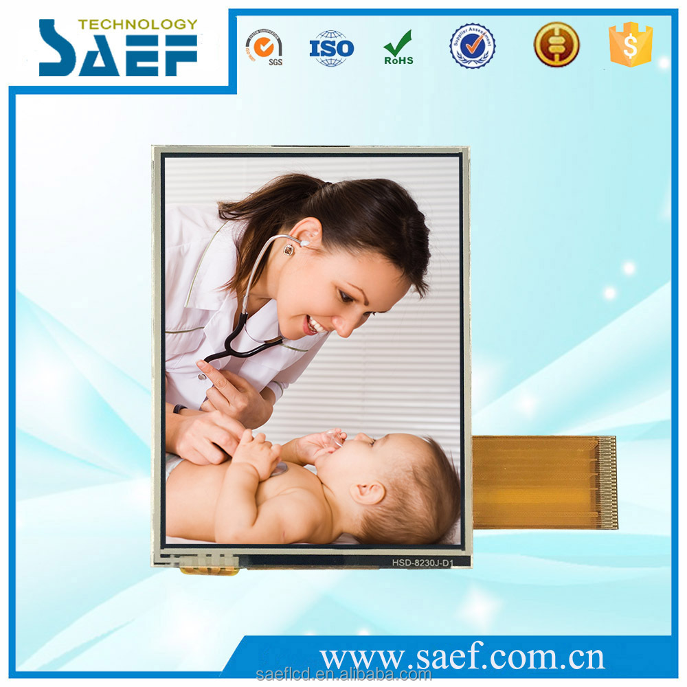 3.5 inch HVGA 320*480 ILI9488 tft touch display
