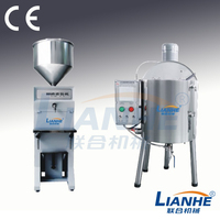 Manual Lip Balm Filling Machine Natural