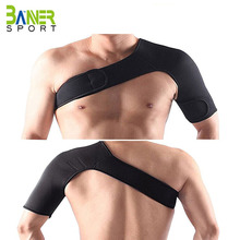 Breathable Neoprene Medical Shoulder Support Stability Brace Pad