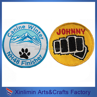 top quality embrodery mattress badges
