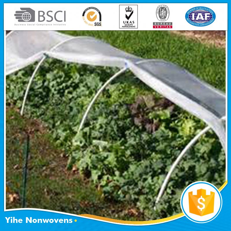 Agriculture Weed Barrier Plant Protection Cover Non-Woven Landscape Fabric