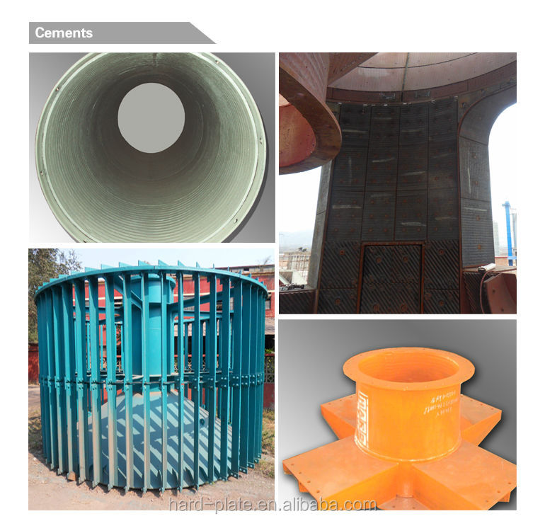 abrasion resistant steel pipe with chromium carbide from china supplier