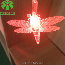 2014 MINKI 2AA various shape PVC string led/cat shaped led light