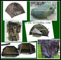 High quality 100% Polyester taffeta camouflage sleeping bags