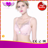 New and Patent silicone rubber bra cups enlargement magic bra