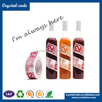 Label printing plain paper powder soft drink orange juice label