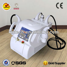 portable tripolar RF lipocavitation machine