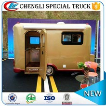 International New Model Multifunction Full Equipped Luxury Motor Home Trailer Manufacturer