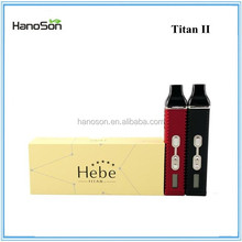2016 genuine original pen Hebe Titan ii with temperature display hebe htc titan 2 Best wax vaporizer