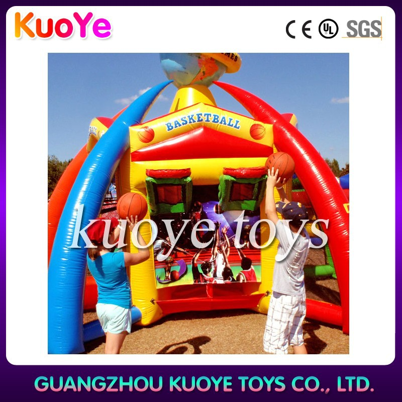 inflatable basketball field,basket soapy field,inflatable stadium soapy
