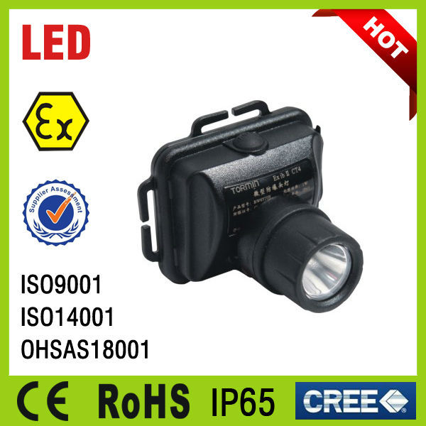LED Explosion-proof Headlight small flashlight