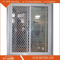 New product office used sliding glass doors sale from YY Home Manufacturer