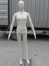 china body foam mannequin flexible young dummy