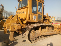 Used D6 D5 D4 D3 Small Japanese Bulldozers , Used Cheap Crawler Dozer Bulldozer D6D For Sale